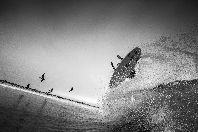 Photo by Sean Murphy Surfing